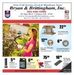 May Sales Flyer