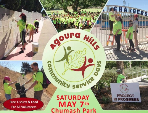 Agoura Hills Community Service Days
