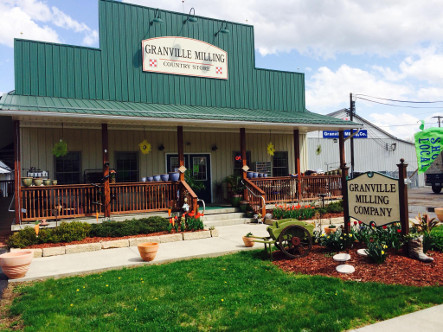 Granville Milling Store Front