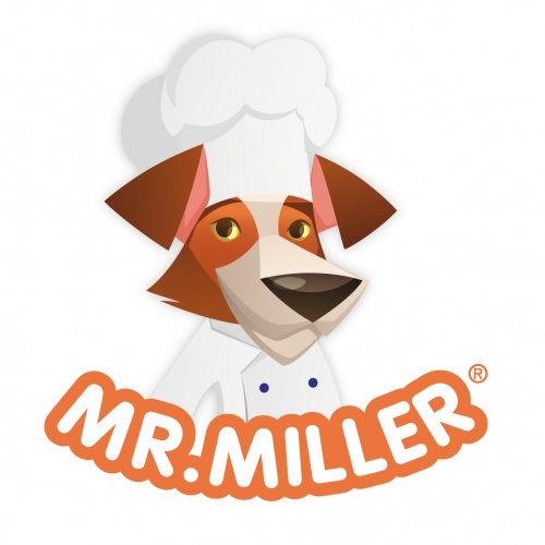 $1 off/per lb purchase of Mr. Miller Treats