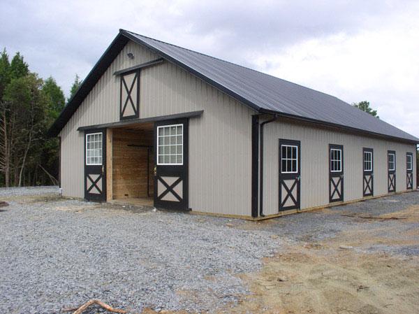 sliding barn doors pole barn sliding door design. Black Bedroom Furniture Sets. Home Design Ideas