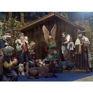 Home Interiors Nativity Set Economical Home Lighting