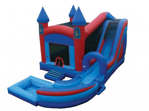 Jump & Splash Castle