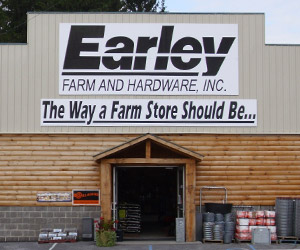 Earley Store Front