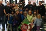 Girls Scout Troop 71717 visits Lawrenceville store
