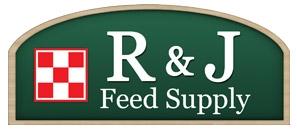R & J Feed Supply Logo