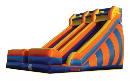 Dual Slide Inflatable, 22ft.