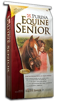 Purina Equine Senior - Just $19.99