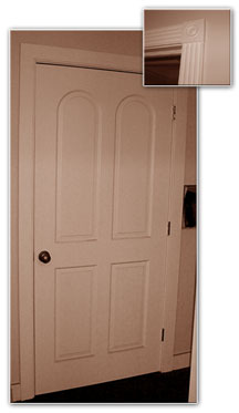 Door Casing Figure