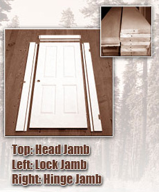 Prehung door how to install a prehung door sc 1 st - How to build a door jamb for interior doors ...