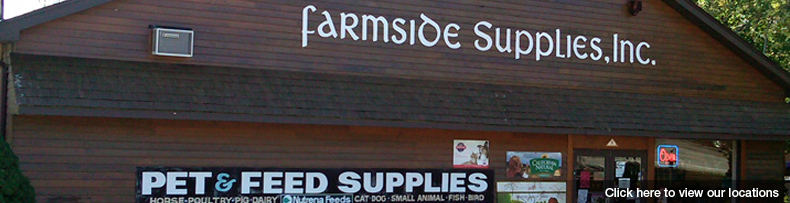 Farmside Supplies Locations