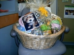 St. Luke's Hospital 2012 Cutest Pet Basket Winner