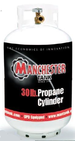 30 lb. Propane Cylinder