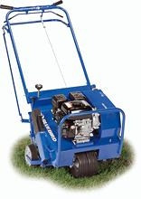 1 Hour Free on Lawn Aerator