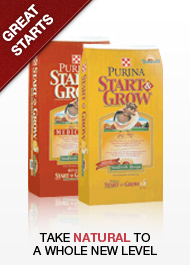 Purina StartNGrow