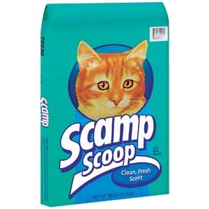 Scoopable Cat Litter