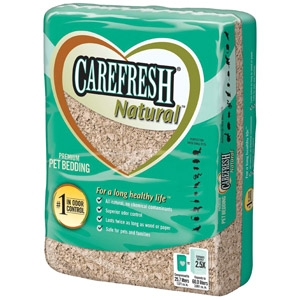 Carefresh Natural Pet Bedding 60 Liter Now $14.99