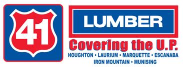 41 Lumber Logo