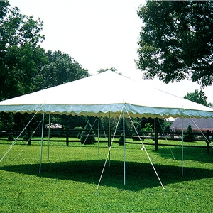 Anchor 20' x 20' Canopy Pole Tent