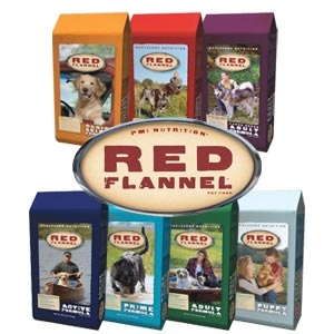Buy 8, Get 1 Free on Red Flannel Dog Food
