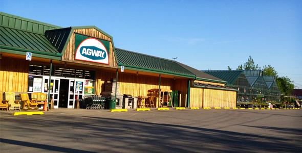 Binghamton Agway Storefront