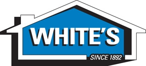White's Lumber and Building Supplies Logo