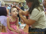 Getting Fairy Make-Up