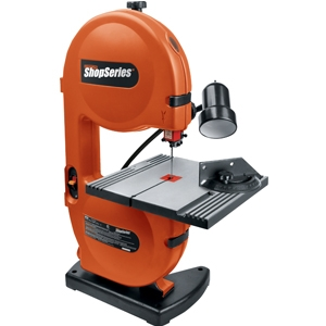 "$129.00 for Rockwell Shop Series 9"" Band Saw"