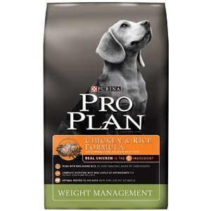 purina one weight loss