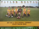 2010 Flag Football Team- &#34;Redskins&#34;