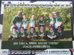 2010 Spring Soccer Team- &#34;United&#34;