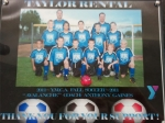 2011 Fall Soccer Team- &#34;Avalanche&#34;