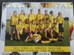 2011 Spring Soccer Team- &#34;United&#34;