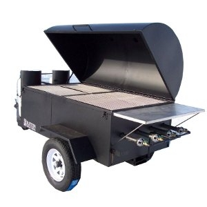 Taylor Rental Tampa Bay Southern Style Towable Bbq Grill