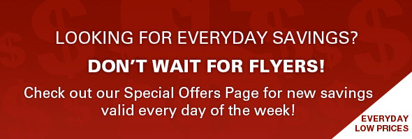 Click here to view our special offers