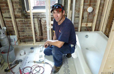 Image of our Plumber