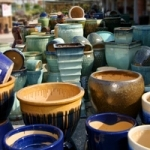 50% off all outdoor pottery