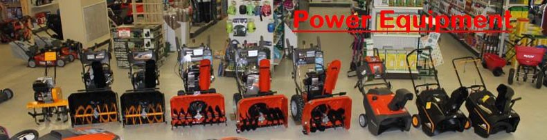 Power Equipment Slider