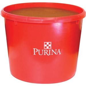 Vitamin mineral lick tubs pails