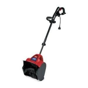 Toro 12-Inch Power Shovel Electric Snow Blower