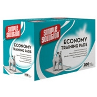 Simple Solution Training Pads Now Only $24.99