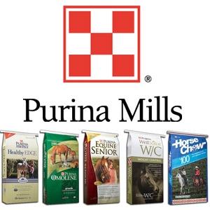 Purina horse coupons