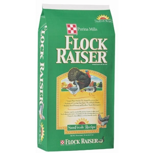 5lb Purina Flock Raiser Now $3.49