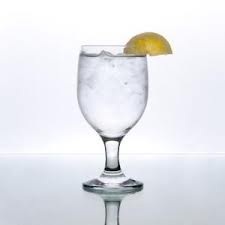 Glass, Water goblet
