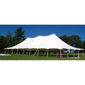 Century Pole Tent, 40x100 White