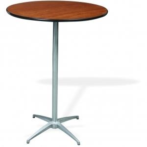 Table, Round Pedestal - 30