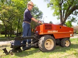 Ditch Witch Pipe Puller Westville Grand Rental Station