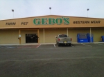 Gebo's Lovington, New Mexico Photo