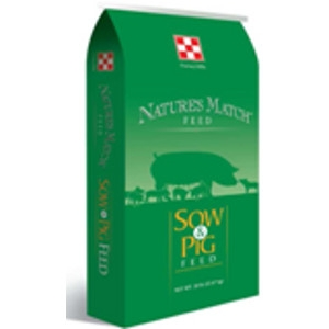 Nature's Match™ Sow & Pig Complete