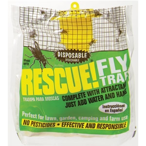 Rescue Disposable Fly Traps